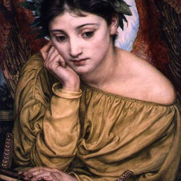 Erato muse de la posie lyrique