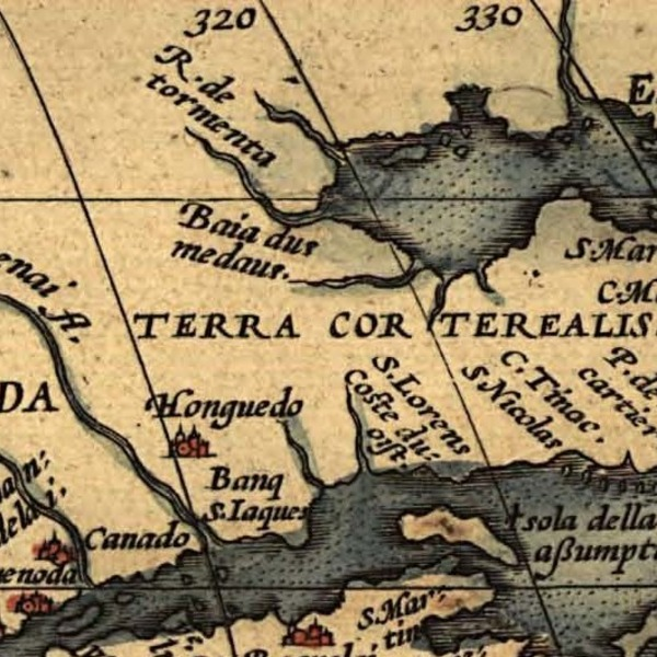 Northeastamericaortelius1570 detail