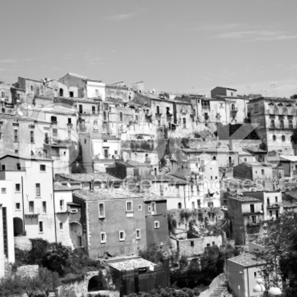 Stock photo 20290459 old town of ragusa ibla sicily in italy