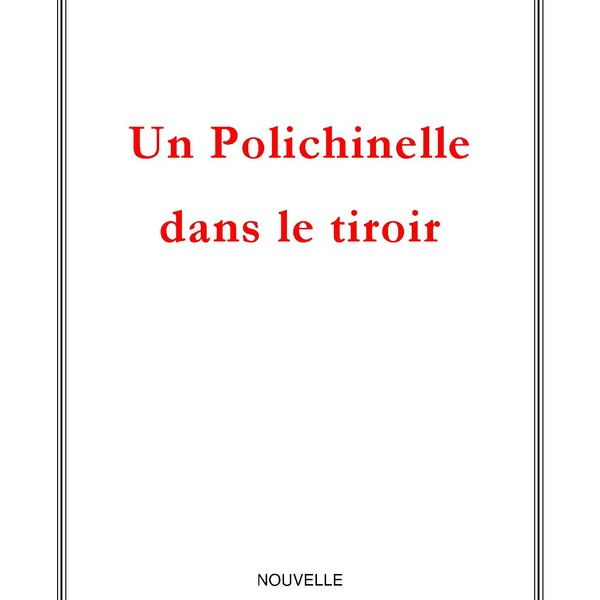 Polichinelle couv orig