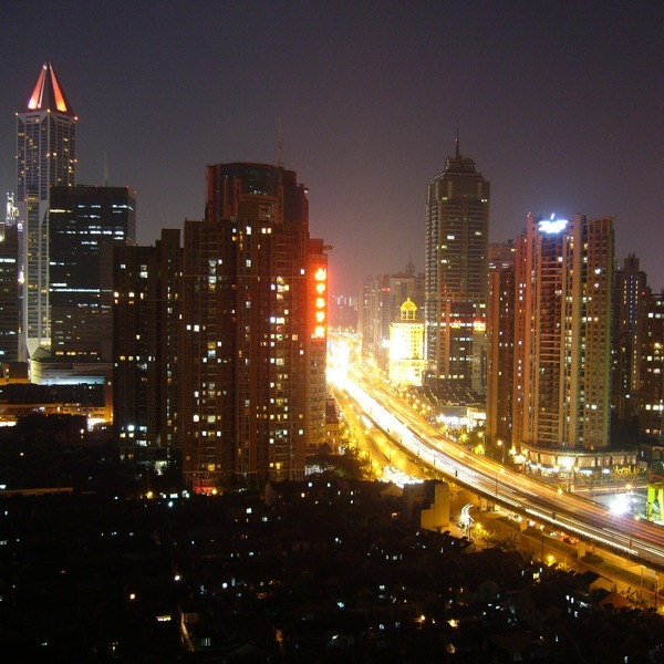 Shanghai marriot night orig