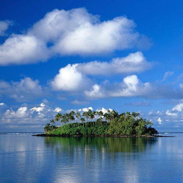 Heart of polynesia  cook islands pictures