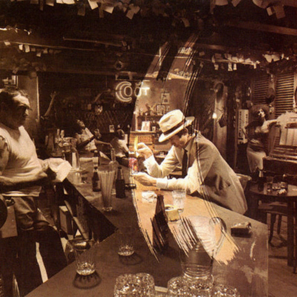 Led zeppelin in through the out door