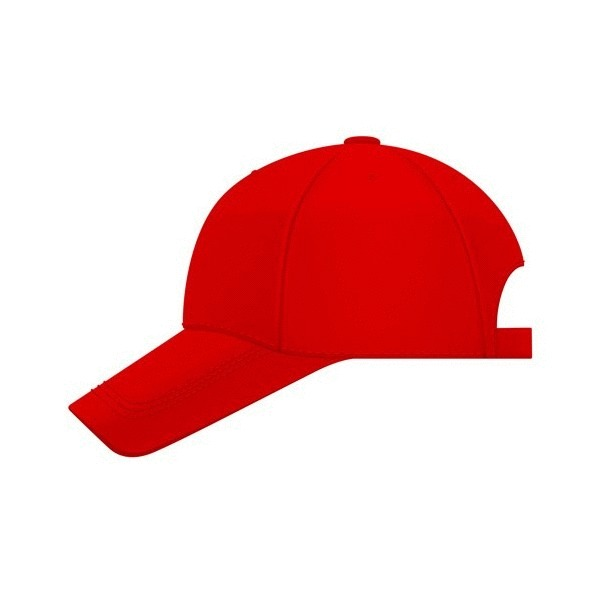 Casquette rouge personnalisee
