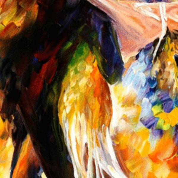 Midnight tango  leonid afremov by leonidafremov 465