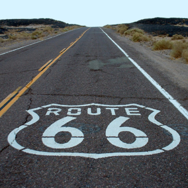 Road 66 route 66