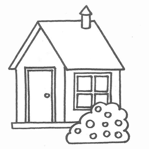 Welovewords j 39 ai perdu mon chemin par alice gauguin - Une maison dessin ...