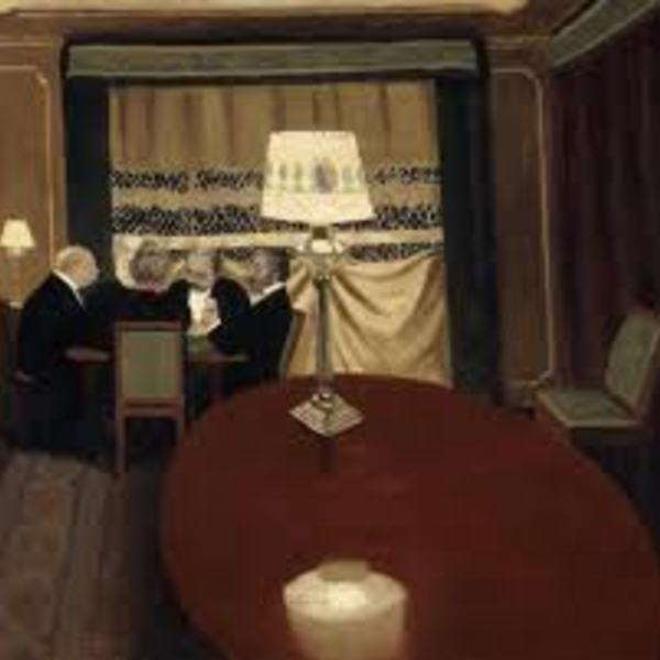 Le poker   vallotton