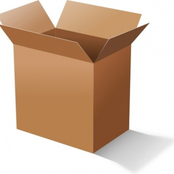 Carton clip art box 432116