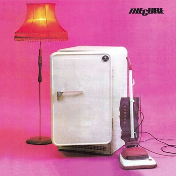The cure   three imaginary boys deluxe
