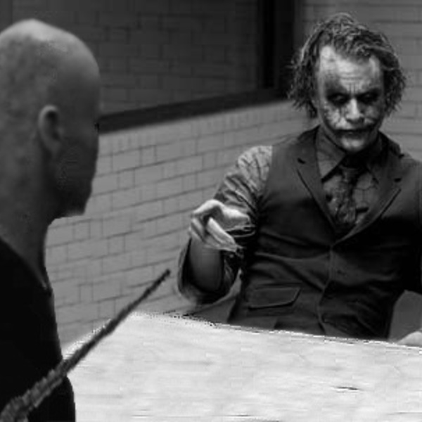 Joker vs voldemort (b w) (small)