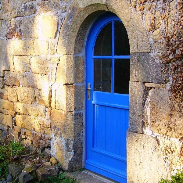 Welovewords la porte bleue par effect - La porte bleue en belgique ...