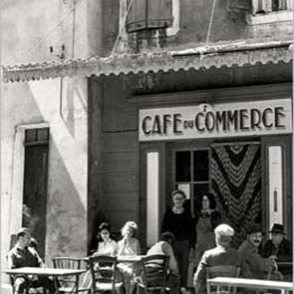 Img le cafe du commerce robert doisneau ref 150.002549.00 mode zoom
