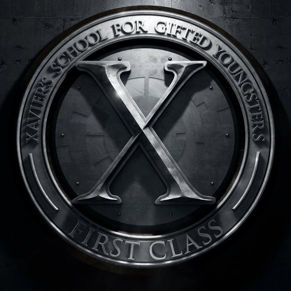 X men first class official logo 01