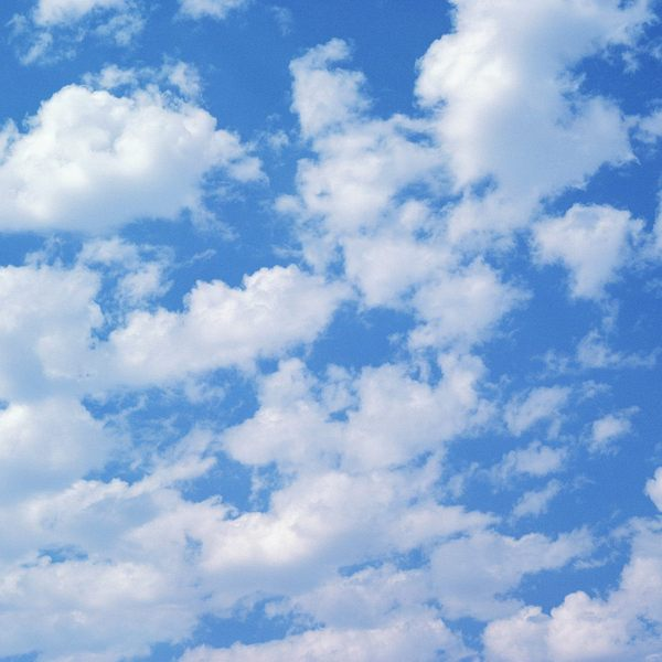 Wallpaper nuages