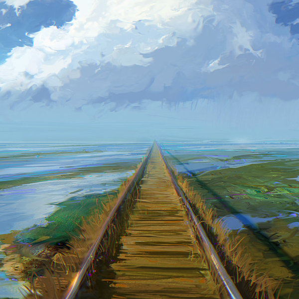 Road to nowhere by rhads d5fc3yd