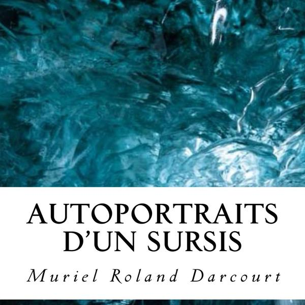 Autoportraits dun s cover for kindle