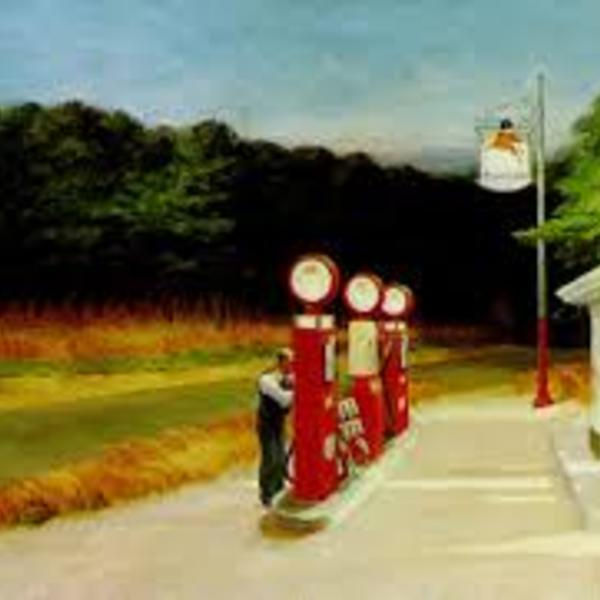 Edward hopper station service