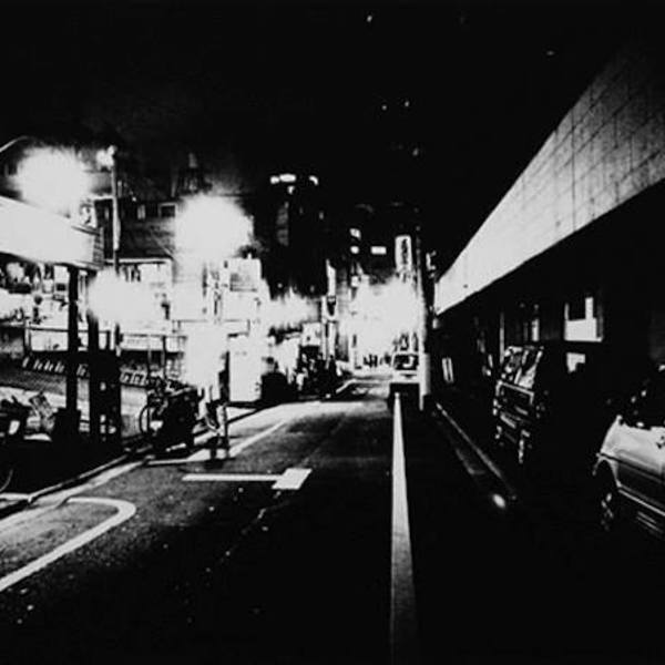 Photo work by daido moriyama  japan