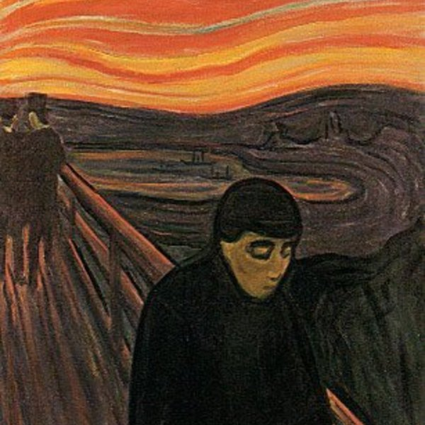 Munch desespoir