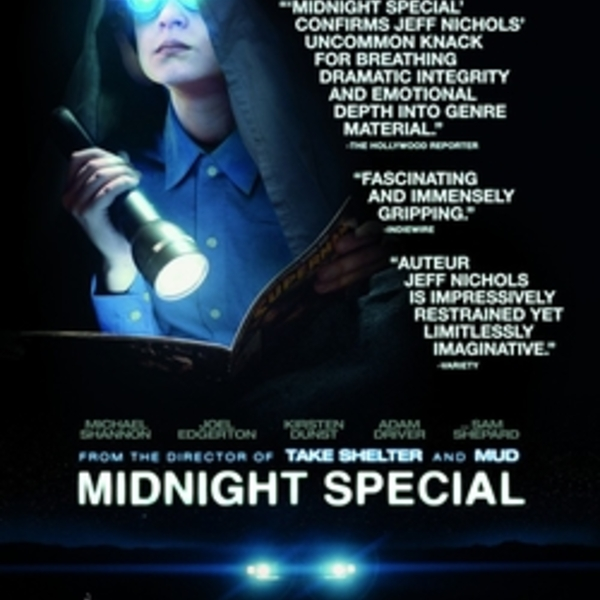 Midnight special (film) poster