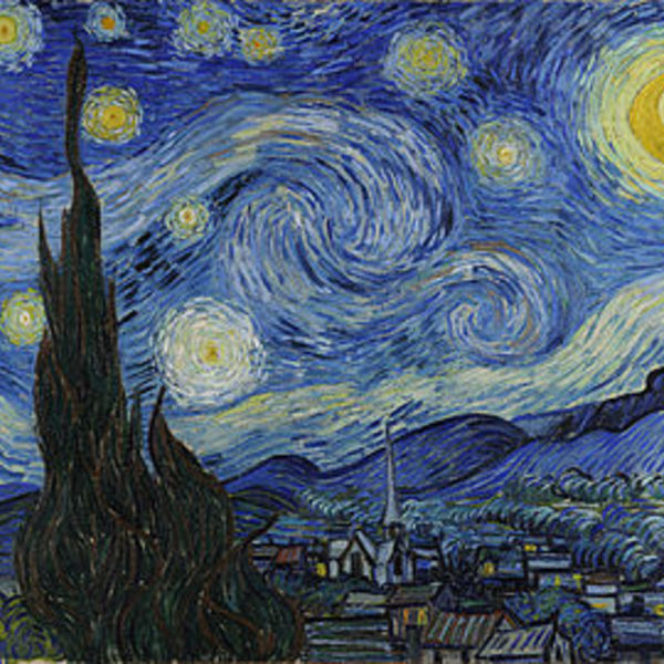 Van gogh   starry night   google art project