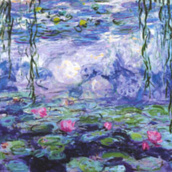 Nympheas water lilies monet giverny