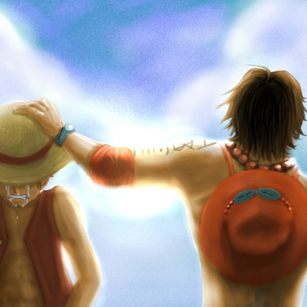 One piece anime anime monkey d luffy portgas d ace 1750x1100 wallpaper wallpaper hd 1440x900 www.paperhi.com (1)