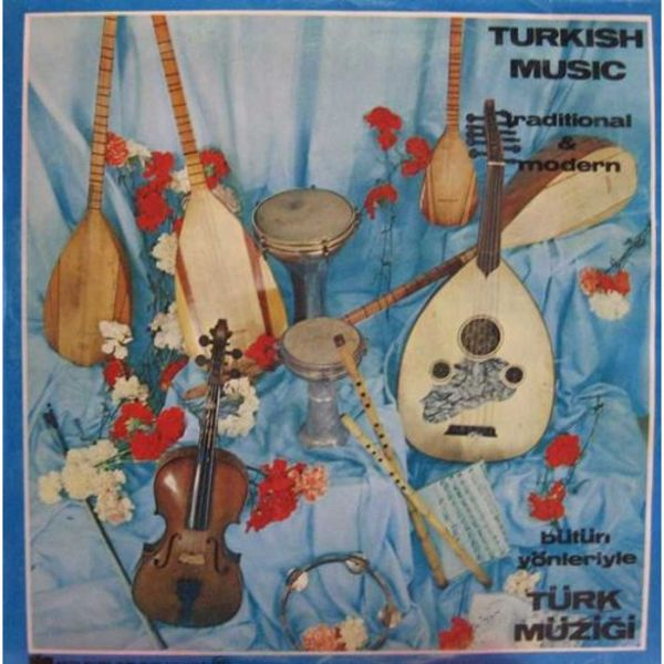 Divers turquie turkish music traditional modern butun yonleriyle turk muzigi musique turque traditionnelle et moderne 33 tours 856815760 l