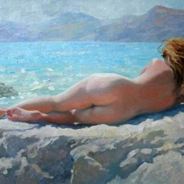 On the shore the black sea by denis chernov 1422540435 org