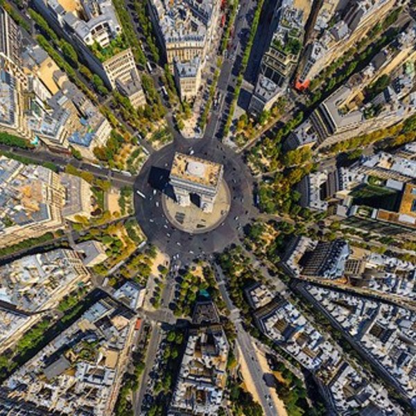 Getting around paris airview