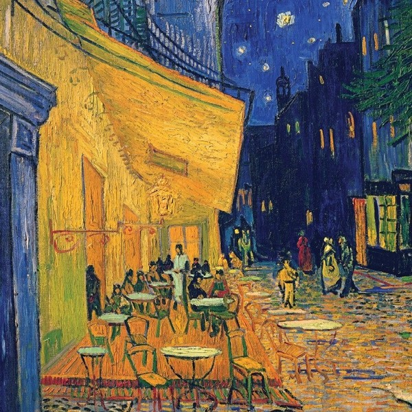 Vincent van gogh cafe terrace i31055