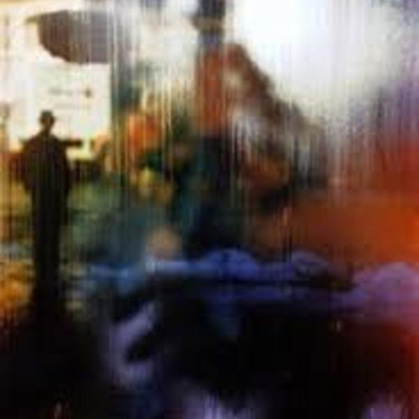 Saul leiter silhouette