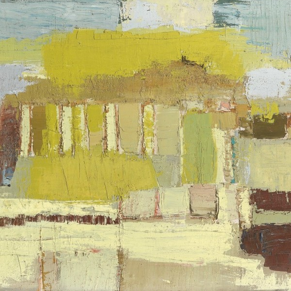 Nicolas de stael untitled