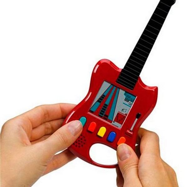 Guitar hero pocket
