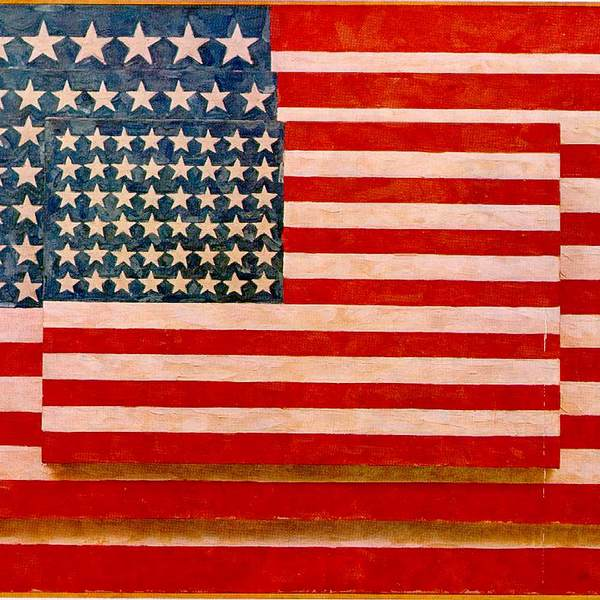 Jasper johns   three flags  1958  5969119283