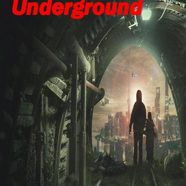 The underground cover 4 page 001