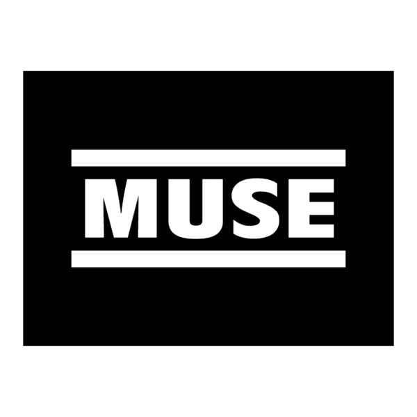 Sticker muse ref 1 tuning audio sonorisation car auto moto camion competition deco rallye autocollant min