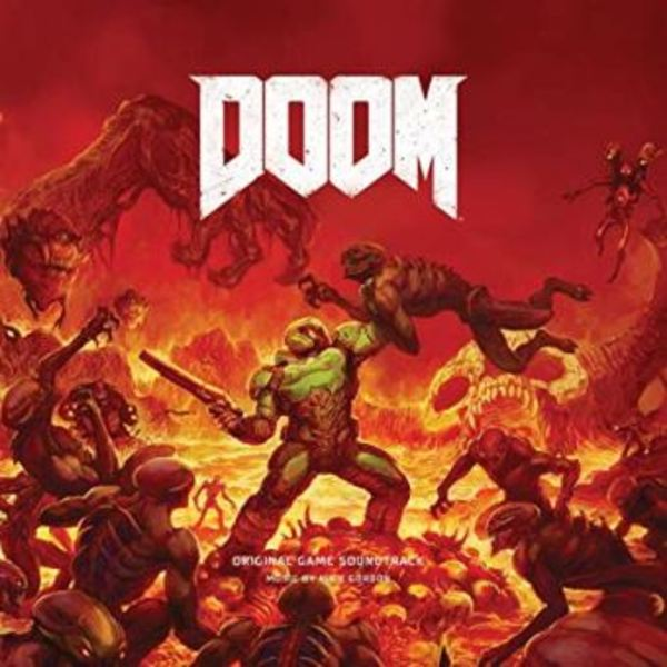 Doom double vinyle rouge 180 gr gatefold