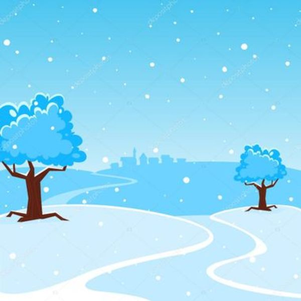 Depositphotos 58220211 stock illustration winter cartoon landscape