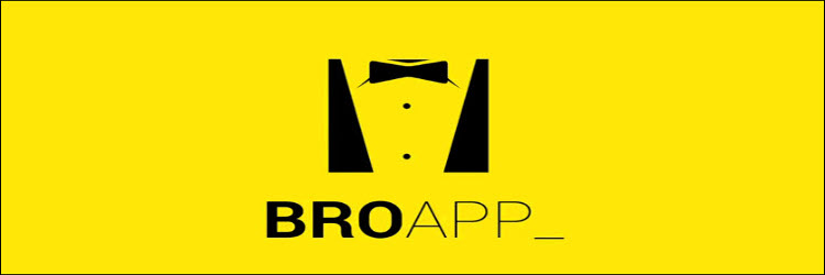Bro app screen shot