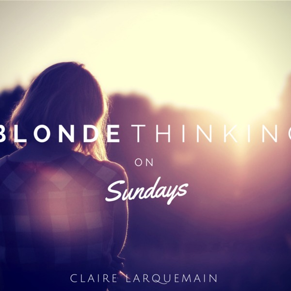 blonde-thinking-on-sundays